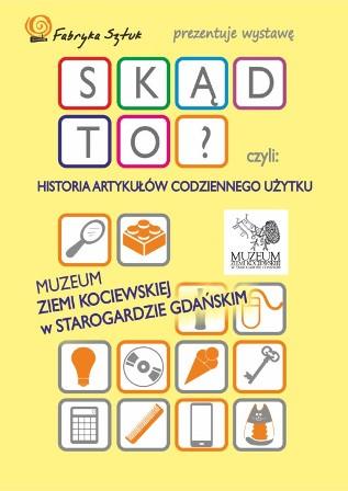 """Magdalena Wałaszewska: """"Skąd to? Historia artykułów codziennego użytku"""""""